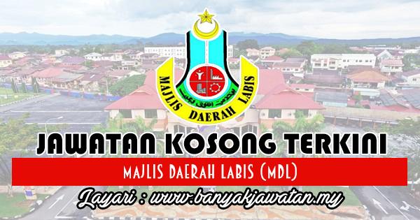Jawatan Kosong 2018 di Majlis Daerah Labis (MDL)