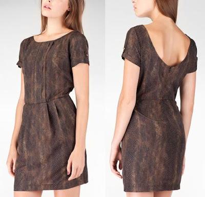 vestidos con espalda escotada