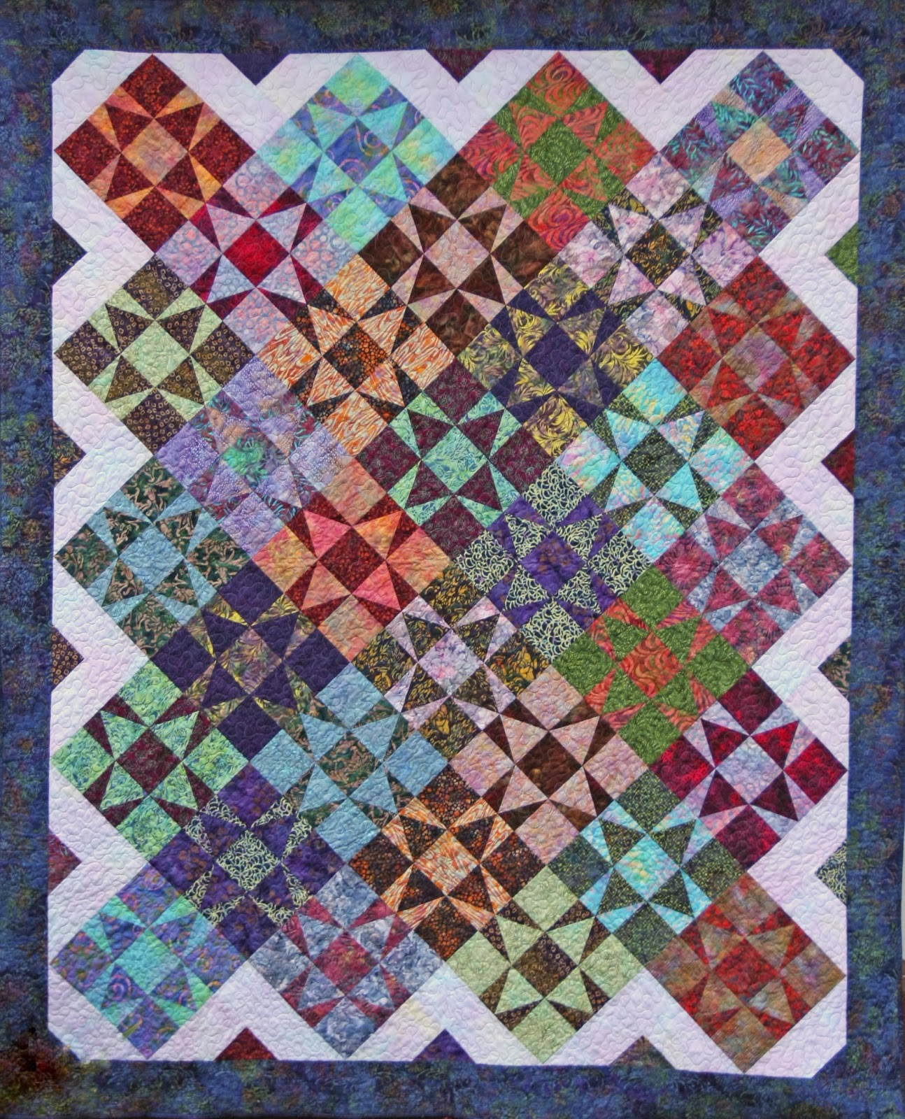 Westside Quilters Guild Raffle Quilts