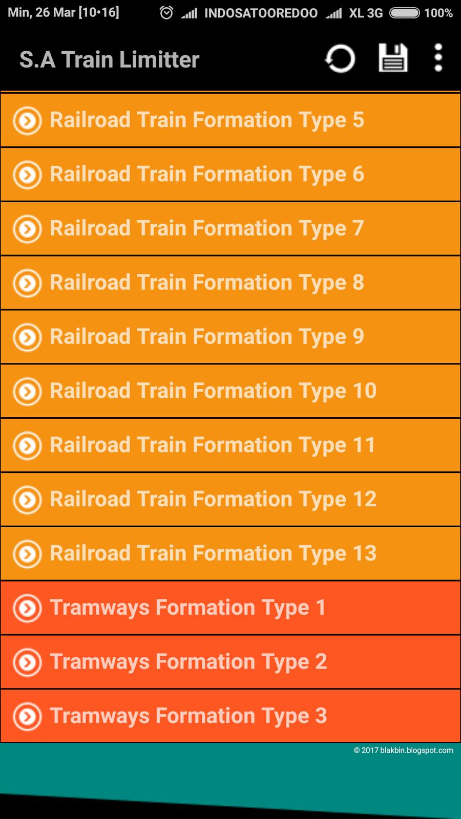 GTA SAN ANDREAS Android Train Limiter | Blakbin