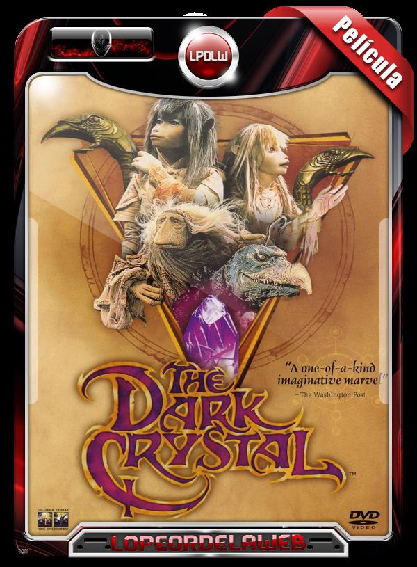 The Dark Crystal (1982)   El Cristal Encantado 720p H264 Dua