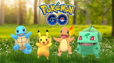 Pokemon Go 2019 Safari Event