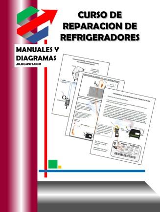MANUALES Y DIAGRAMAS: MANUAL DE REPARACIÓN DE REFRIGERADORES - photo#22