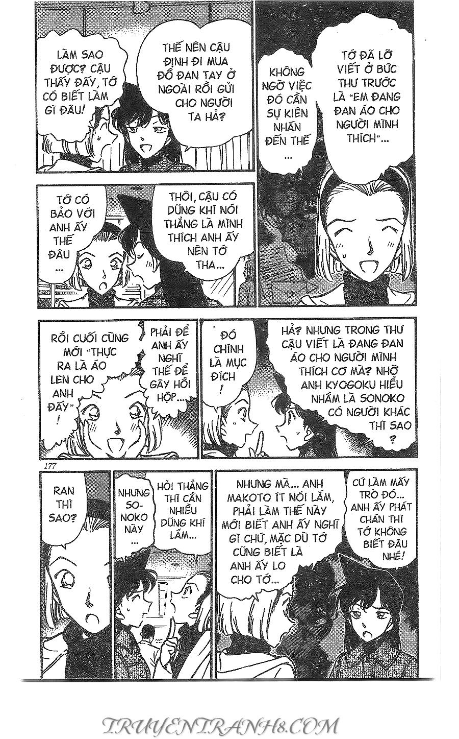 Detective Conan Chap 284 - Truyen.Chap.VN