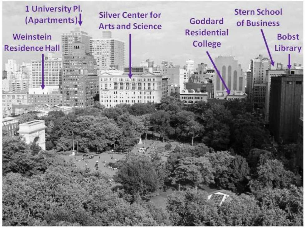 america s college campuses new york university new york university