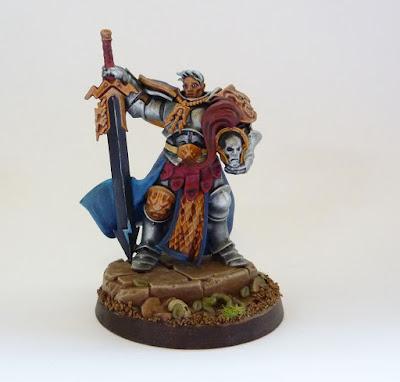 Serverin Steelheart, Steelheart's Champions for Warhammer Underworlds: Shadespire