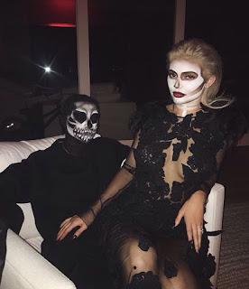 Halloween Kylie