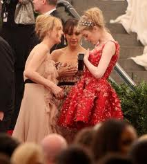Emma Stone Dress Malfunction