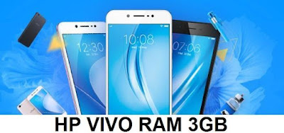 Harga HP Vivo RAM 3 GB