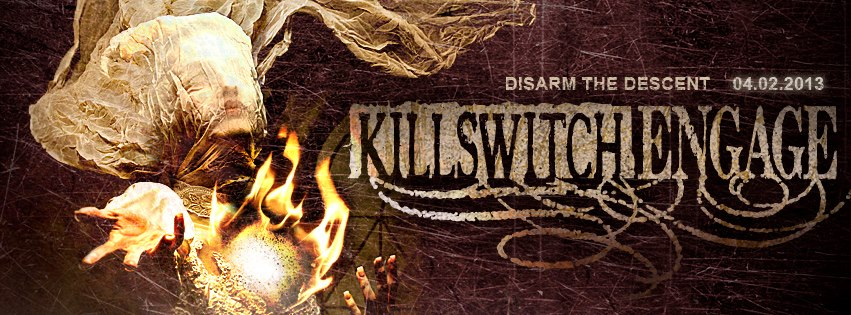 Horns Up Rocks: KILLSWITCH ENGAGE: Listen To Another NEW