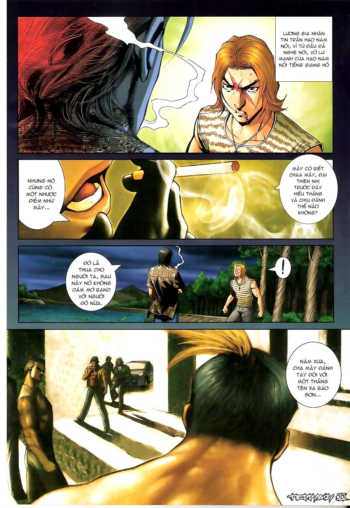 Người Trong Giang Hồ - Chapter 1336: Sát cánh cùng lên - Pic 19