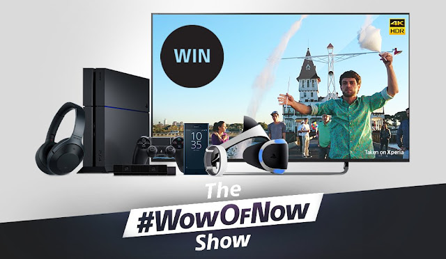 Are You The Fastest? Participate In #WowOfNow @SonyXperiaZA to Win #Xperia