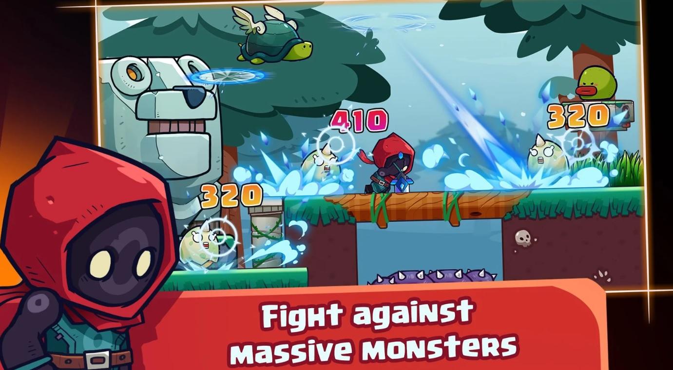 Sword Man Monster Hunter - 1.1.3 - Mod Free Shop