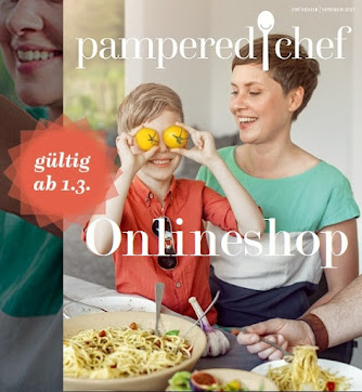 Onlineshop Pampered Chef