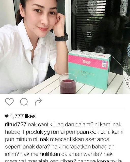 Testimoni Zofea Beauty Secret