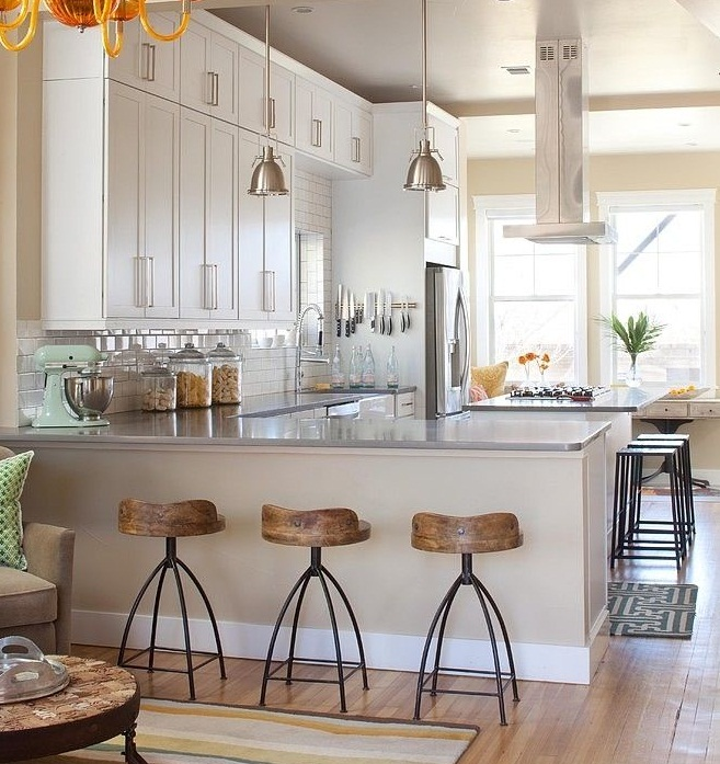 Astounding Metropolitan Musings Kitchen Bar Stools Creativecarmelina Interior Chair Design Creativecarmelinacom