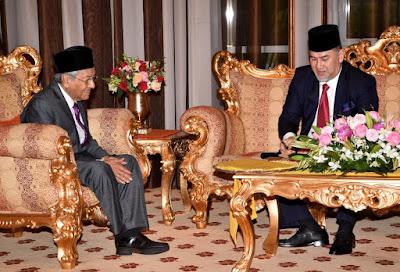 Senarai Barisan Kabinet Baru Malaysia 2018