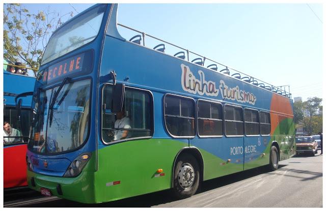 ônibus Linha Turismo Porto Alegre