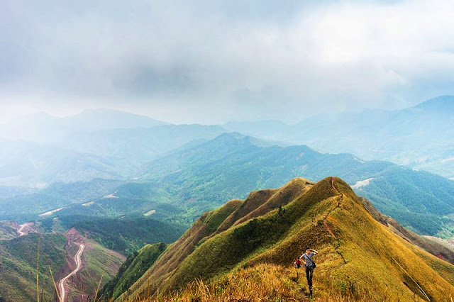 Conquer the most beautiful trekking roads in Vietnam 2