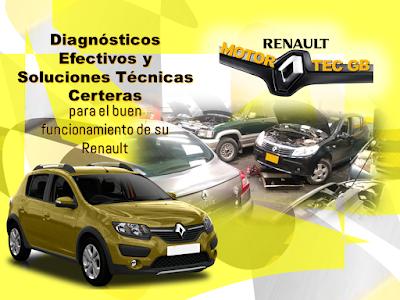 Diagnostico Renault en Bogota