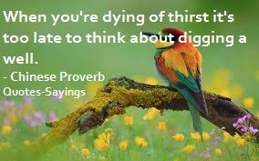 thirst quotes