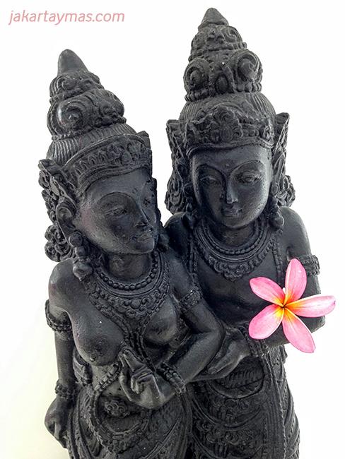 Rama y Shinta en Bali