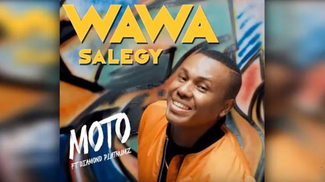Download Audio |  Wawa Salegy Ft. Diamond Platnumz - Moto