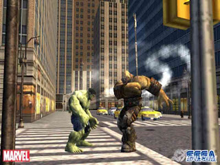 The Incredible Hulk 2008 PC Game Free Download