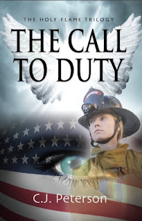 the call to duty, CJ Peterson, christian fiction