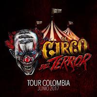 EL CIRCO DEL TERROR (SHOW DE HORRROR) Bogota 1