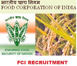 SARKARI NAUKRI- SARKARI JOBS - FCI RECRUITMENT