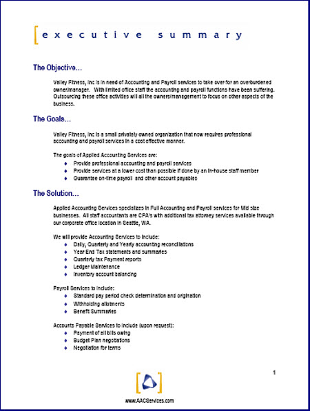 Template For Proposal Writing proposal sample proposal format and – Service Proposal Format