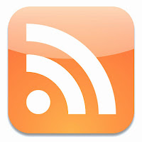 square orange rss button