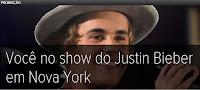 Promoção Radio Disney 'Você no Show do Justin Bieber em Nova York'