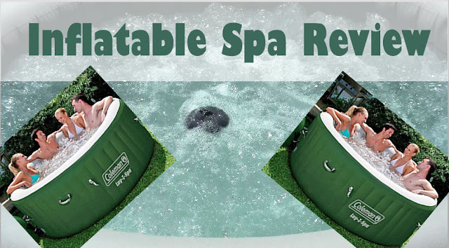 Coleman Portable Hot Tub Review