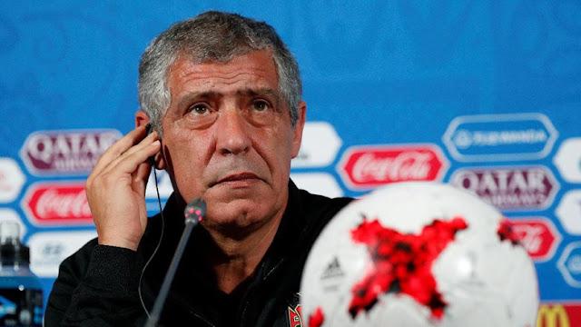 Fernando Santos Tidak Ingin di Tanya-Tanya Lagi soal Ronaldo