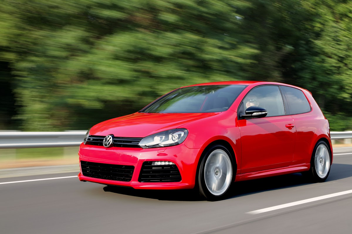 2012 Golf R U.S. prices