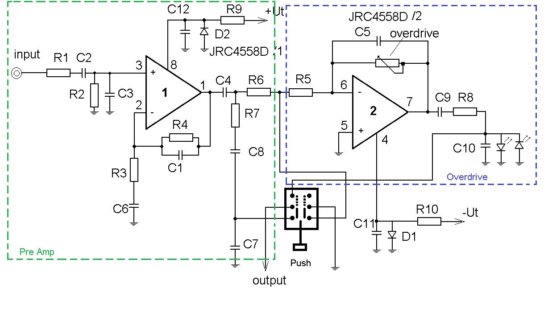 Hercules Potentiometer Wiring Diagram Points To Msd 7al-2