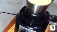 image of grinded kaju