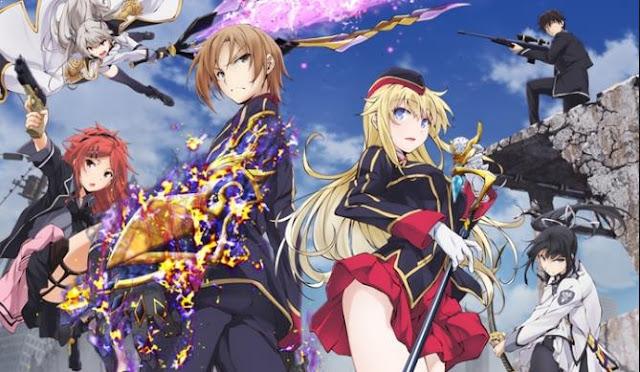 Qualidea Code - Anime Buatan Studio A-1 Pictures Terbaik