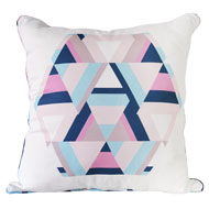 Aztecy Print Cushion from the Indian Summer collection