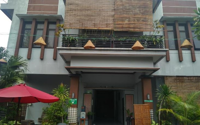 HARMONY HOTEL DAN HOMESTAY