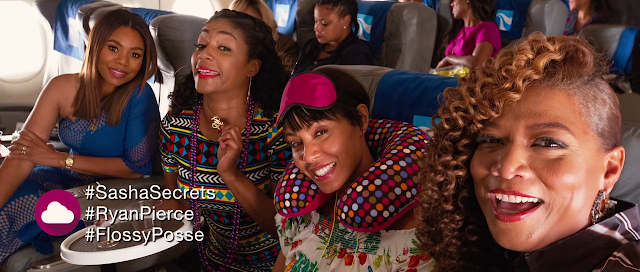 Girls Trip (2017) 720p BluRay x264 DD5.1 Esubs [Dual Audio][Hindi+English] ExTM
