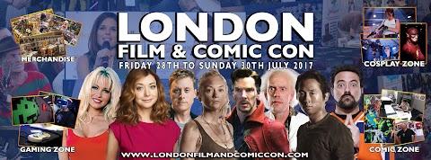 London Film And Comic Con 2017