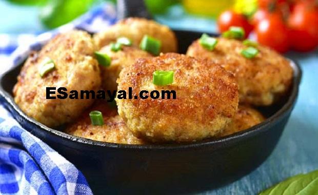 பிரெட் வெஜிடபிள் கட்லெட் செய்முறை / Bread Vegetable Cutlet Recipe !