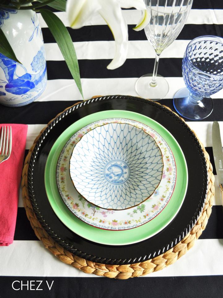 love plates bowl