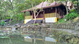 Rumah Joglo Di Sentul Bogor