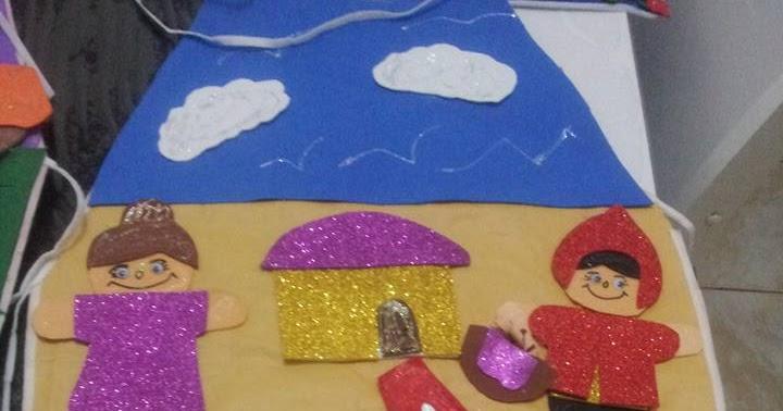 Artigo sobre contacao de historias na educacao infantil