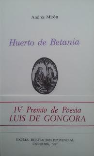 Huerto de Betania