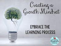 Embracing a growth mindset in the secondary classroom.